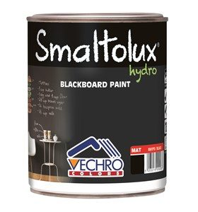 Smaltolux hydro blackboard paint 0,38L