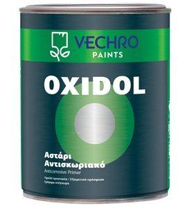 Oxidol γκρι αντισκωριακό αστάρι 0,375L