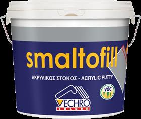 Smaltofill ακρυλικός στόκος 0,40kg