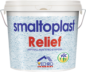 Smaltoplast RELIEF 15L