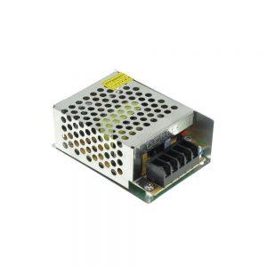 ΤΡΟΦΟΔΟΤΙΚΟ LED STRIP POWER SUPPLY 24W 12V 2A – METAL