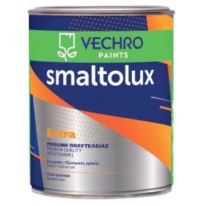 Smaltolux extra ριπολίνη νεφτιού λευκή 0.75L